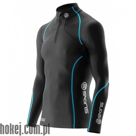 Bluza Męska Skins A200Thermal L/S Mock Neck Zip