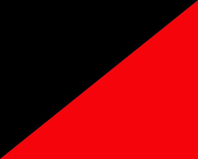 Czarno/czerwone